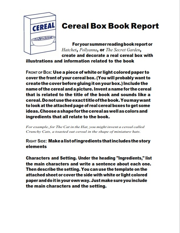 Book Report on Charlie and the Chocolate Factory