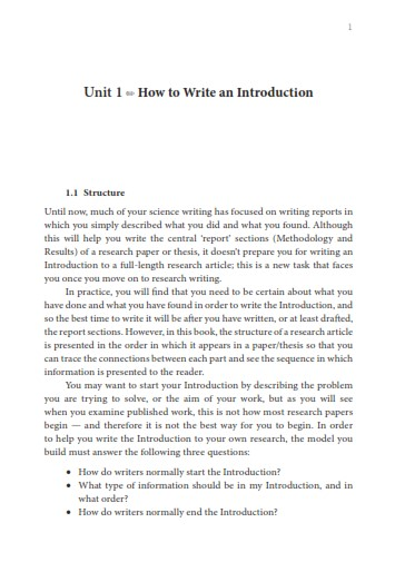 Research Paper Introduction Example  (PDF)