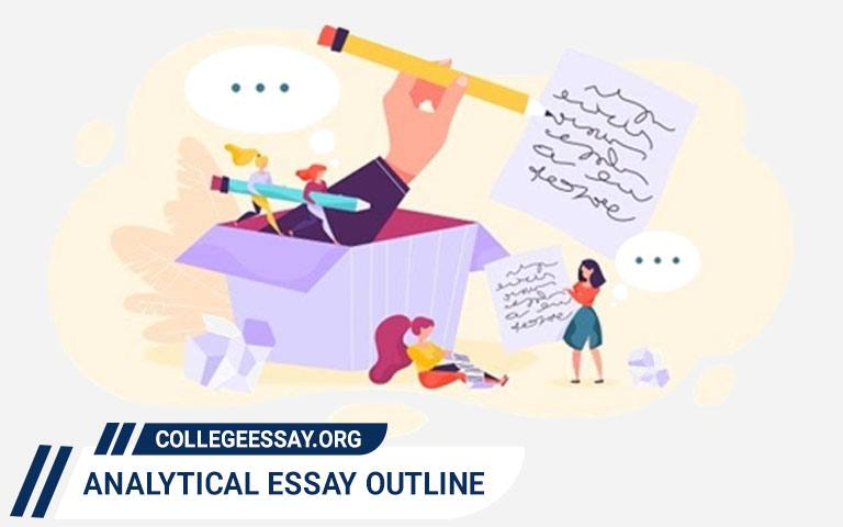 Analytical Essay Outline - Guide & Template