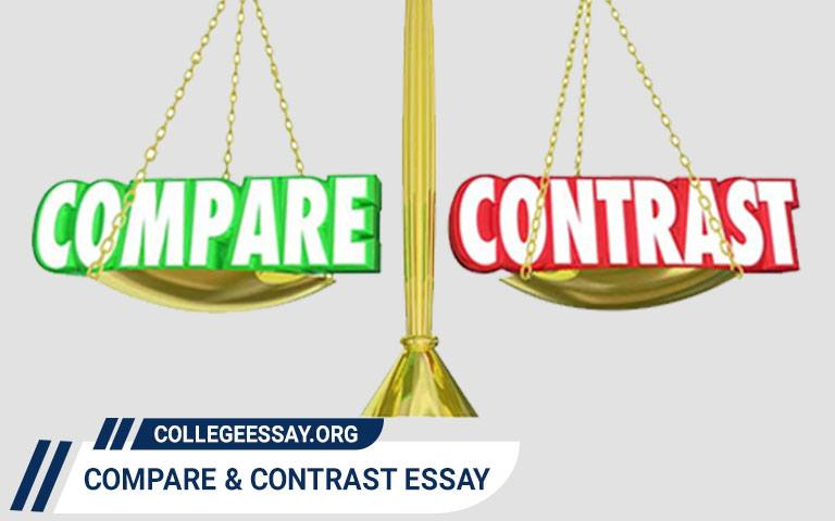 Compare and Contrast Essay - An Ultimate Guide