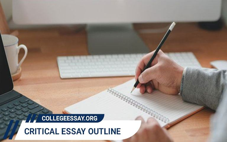 Critical Essay Outline -Step by Step Guide & Samples