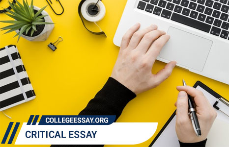 Critical Essay Writing - An Ultimate Guide