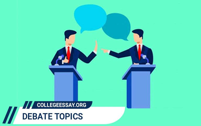 100+ Interesting and Unique Debate Topics