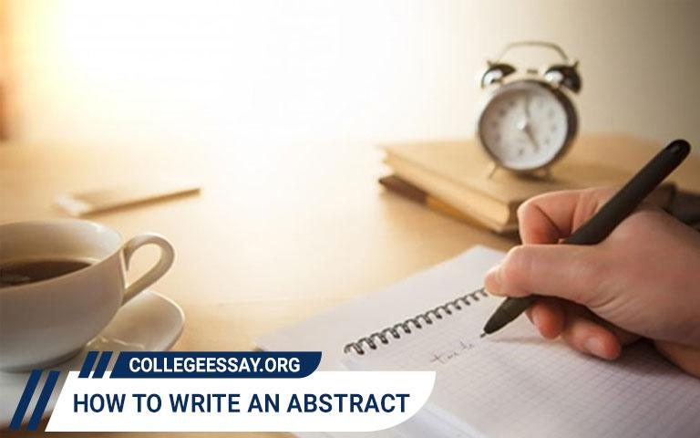 Steps to Learn How to Write an Abstract
