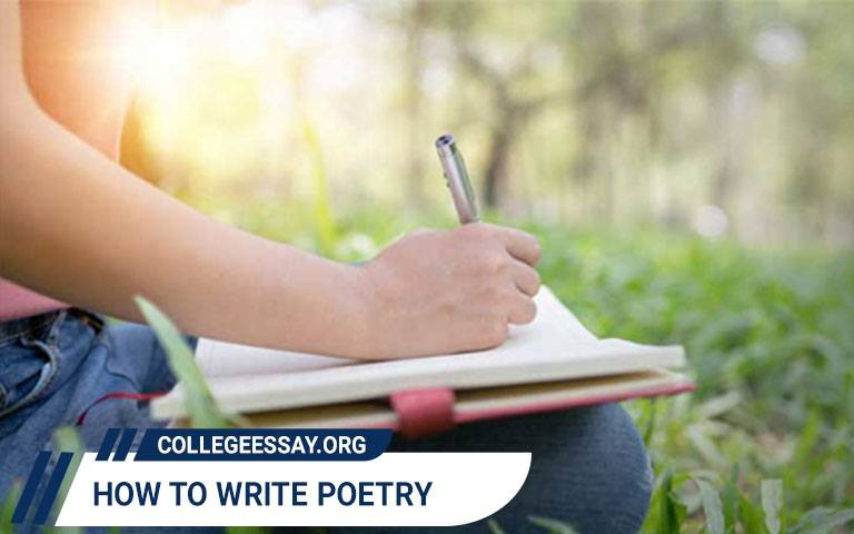How to Write Poetry - Tips and Tricks