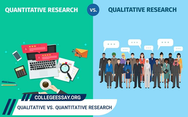 Qualitative vs. Quantitative Research - A Complete Guide