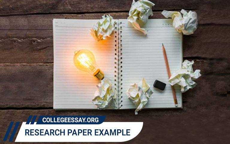 Research Paper Example - Examples for Different Formats