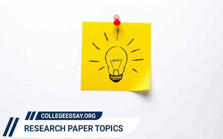 research paper topics & ideas