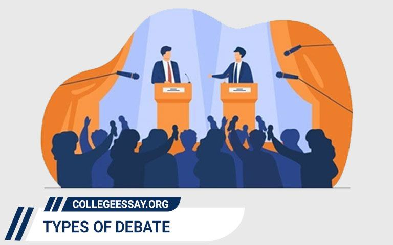 Learn All About Different Types of Debate