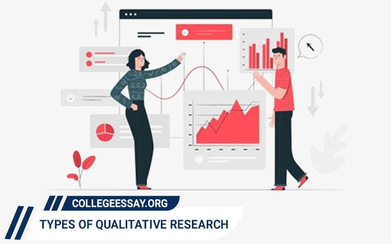 Types of Qualitative Research Methods - An Overview